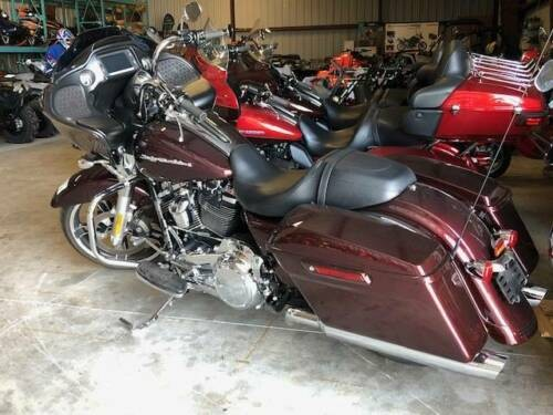2018 Harley-Davidson Road Glide® -- Twisted Cherry for sale craigslist
