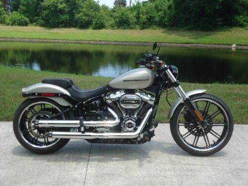 2018 Harley-Davidson Softail Silver Fortune for sale