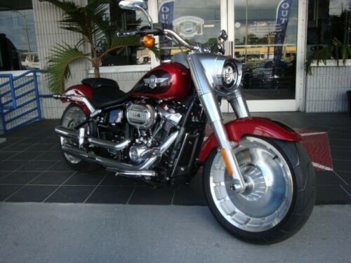 2018 Harley-Davidson Softail Two toned Red, Wicked Red and Cherry Mettalic craigslist