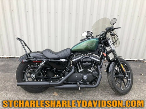 2018 Harley-Davidson Sportster XL883N - Iron 883 Chameleon Flake for sale