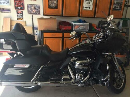 2018 Harley-Davidson Touring Black for sale