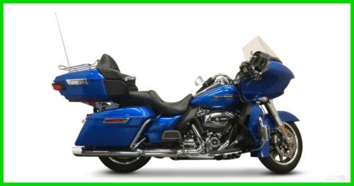 2018 Harley-Davidson Touring CALL (877) 8-RUMBLE Blue for sale