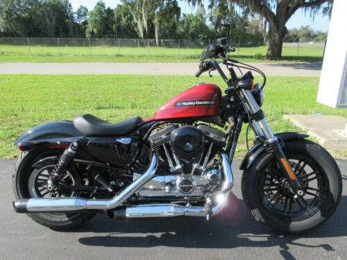 2018 Harley-Davidson Touring Forty-Eight™ Red for sale craigslist