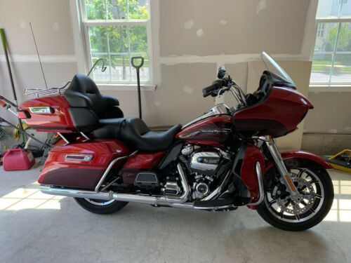 2018 Harley-Davidson Touring Red for sale craigslist