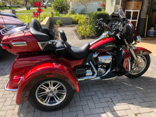 2018 Harley-Davidson Touring Two-Tone for sale craigslist