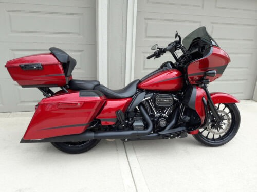 2018 Harley-Davidson Touring WICKED RED for sale