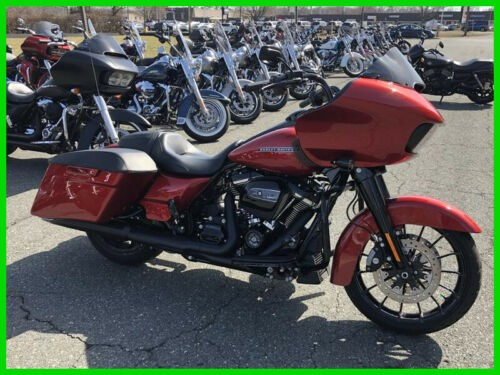2018 Harley-Davidson Touring Wicked Red for sale craigslist