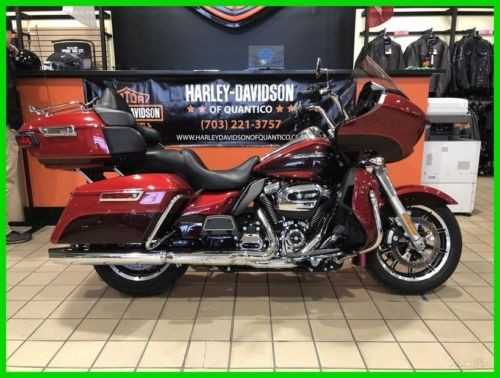 2018 Harley-Davidson Touring wicked red/twisted cherry craigslist