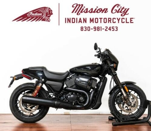 2018 Harley-Davidson XG750A - Street Rod™ -- Black for sale