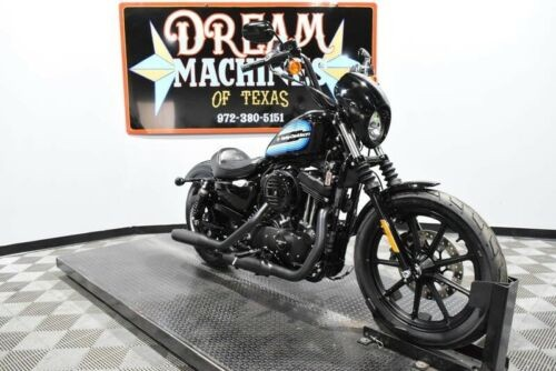 2018 Harley-Davidson XL1200NS - Sportster Iron 1200 -- Black for sale craigslist