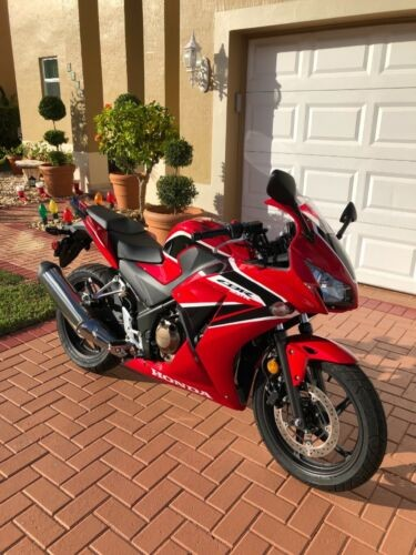 2018 Honda 300R Red and Black for sale