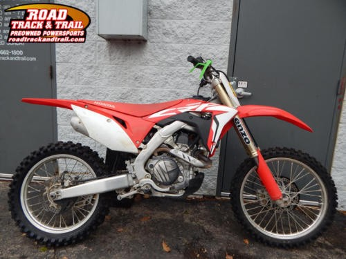 2018 Honda CRF -- Red for sale