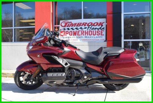 2018 Honda Gold Wing DCT CANDY ARDENT RED for sale