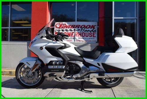 2018 Honda Gold Wing GL1800J CANDY ARDENT RED craigslist