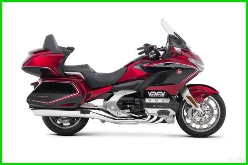 2018 Honda Gold Wing CANDY ARDENT RED/BLACK for sale craigslist