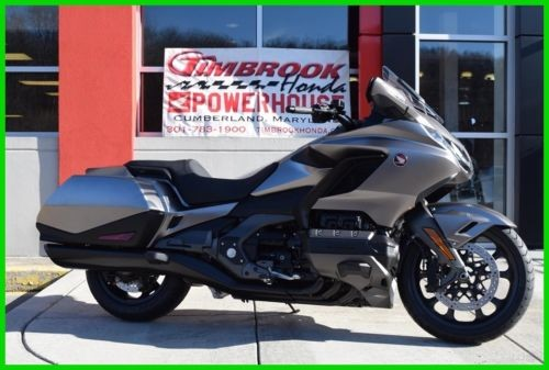 2018 Honda Gold Wing MATTE MAJESTIC SILVER for sale