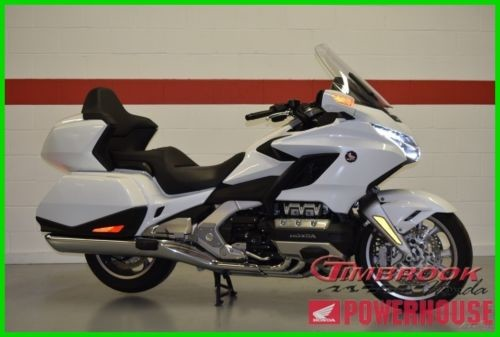 2018 Honda Gold Wing GL1800J PEARL WHITE for sale