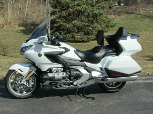 2018 Honda Gold Wing White for sale craigslist