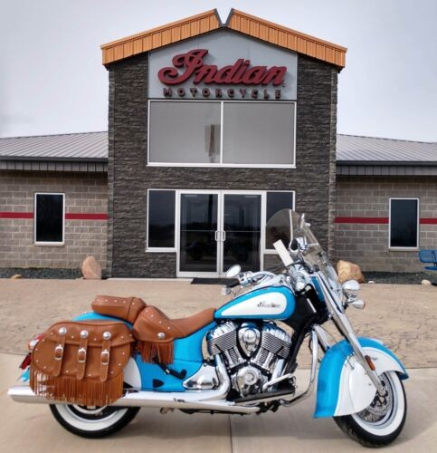 2018 Indian Chief® Vintage ABS -- Blue craigslist