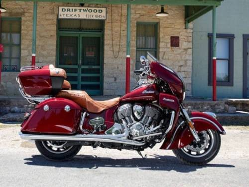 2018 Indian Roadmaster® ABS Burgundy Metallic -- BURGANDY METALLIC craigslist