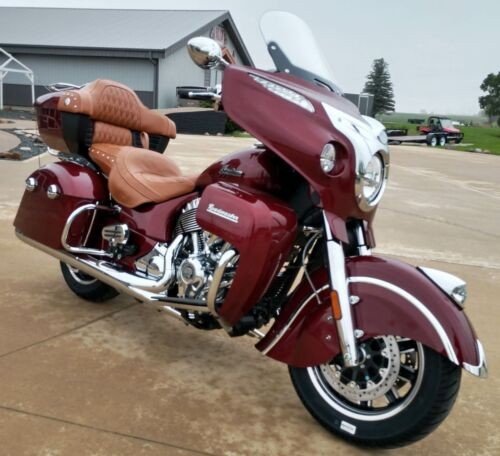 2018 Indian Roadmaster® ABS -- Burgundy craigslist