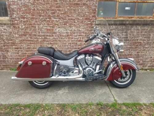 2018 Indian Springfield® ABS -- Burgundy craigslist