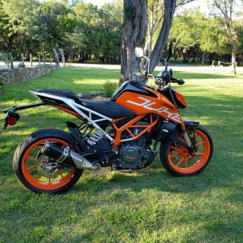 2018 KTM DUKE Orange for sale