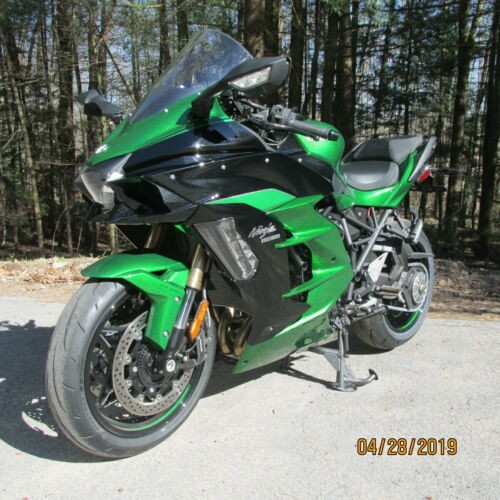 2018 Kawasaki Ninja Green for sale craigslist