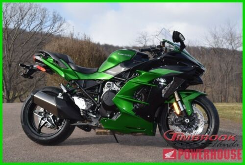 2018 Kawasaki Ninja SX SE LIME GREENBLK for sale