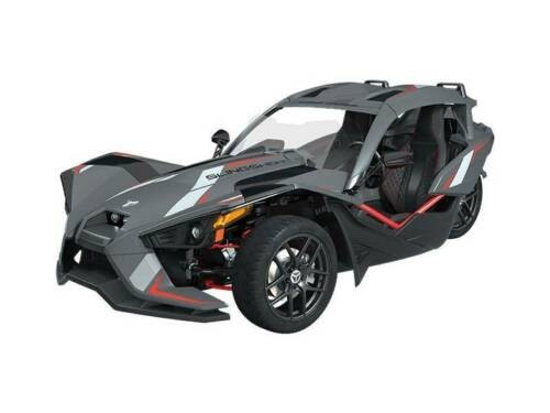 2018 Polaris Slingshot® Slingshot® Grand Touring LE -- Gray craigslist