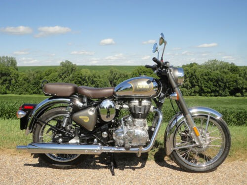 2018 Royal Enfield Classic Chrome and Graphite for sale craigslist