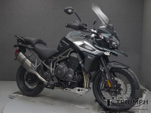 2018 Triumph Tiger XCA MATTE MARINE for sale