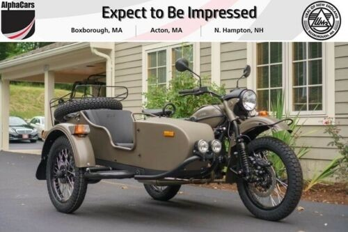 2018 Ural Gear Up 2WD OD Green Custom Green craigslist