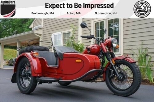 2018 Ural Retro Classic Maroon Custom Maroon for sale