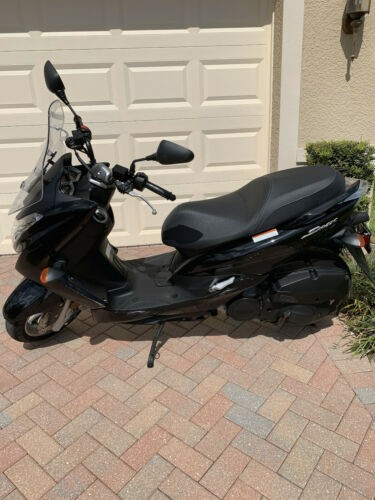 2018 Yamaha YAMAHA SMAX Black for sale
