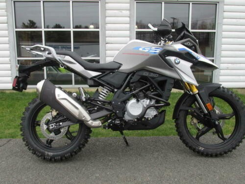 2019 BMW G310GS -- White for sale
