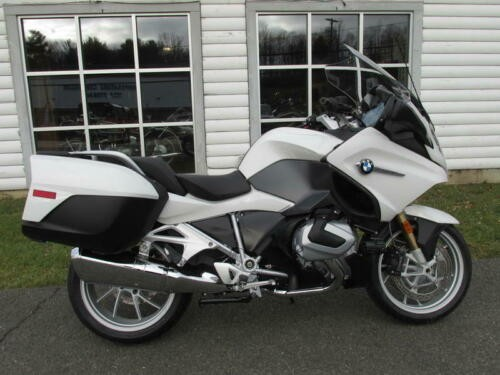 2019 BMW R1250RT -- White for sale
