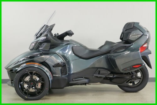 2019 Can-Am Spyder RT Limited Dark Edition Edition - B9KF Asphalt Grey for sale