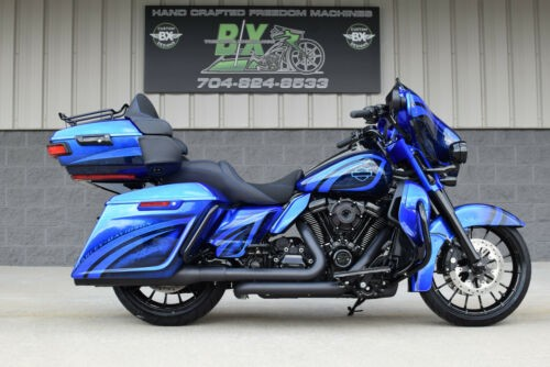 2019 Harley-Davidson Touring BLUE for sale
