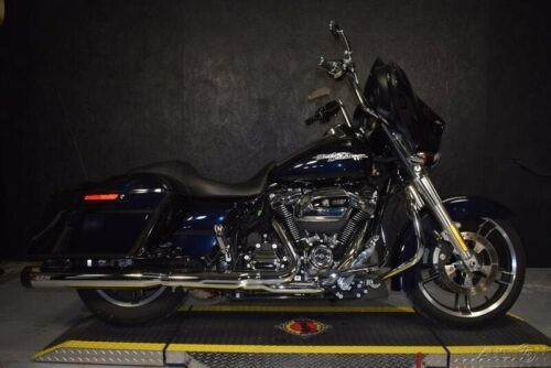 2019 Harley-Davidson Touring E41 MIDNIGHT BLUE for sale craigslist