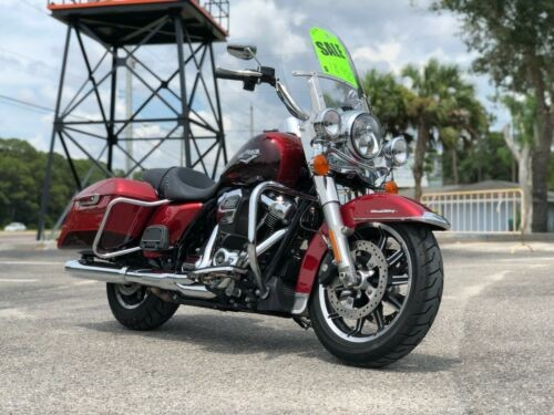 2019 Harley-Davidson Touring RED for sale