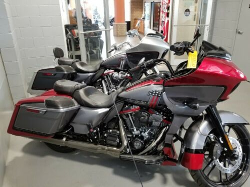 2019 Harley-Davidson Touring RED/GRAY for sale