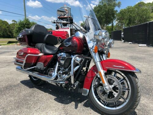 2019 Harley-Davidson Touring Wicked Red/ Twisted Cherry for sale craigslist