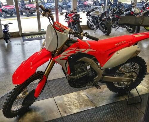2019 Honda CRF -- Red for sale