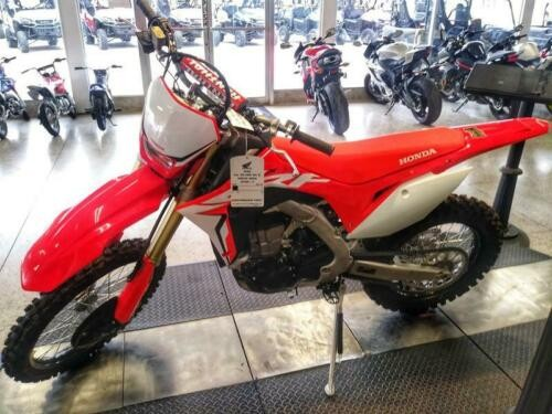2019 Honda CRF -- Red for sale craigslist