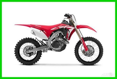 2019 Honda CRF 450RX Red for sale craigslist