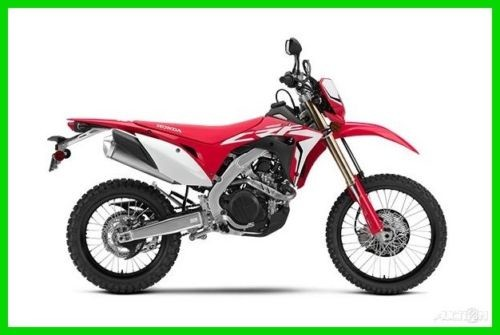 2019 Honda CRF 450L Red for sale
