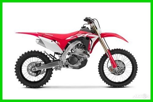 2019 Honda CRF 250RX Red for sale craigslist