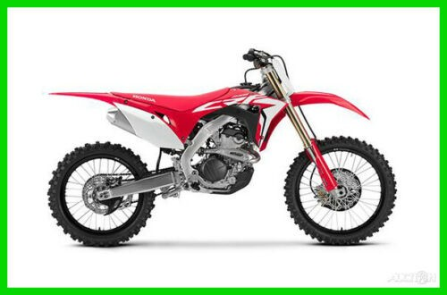 2019 Honda CRF 250r Red for sale craigslist