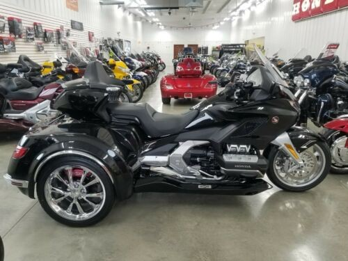 2019 Honda Gold Wing Black for sale craigslist